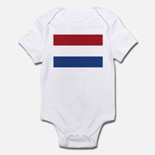 Flag of the Netherlands Infant Bodysuit
