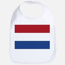 Flag of the Netherlands Bib