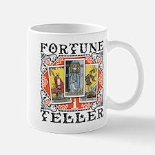 Fortune Teller orange Mug