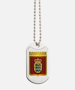 Denmark (Gold Label).png Dog Tags