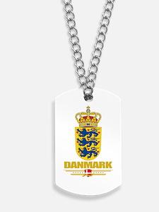 Denmark COA(Flag 10).png Dog Tags