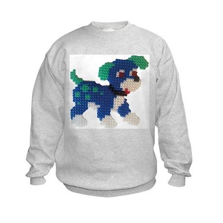 Hama Puppy (Blue) Sweatshirt