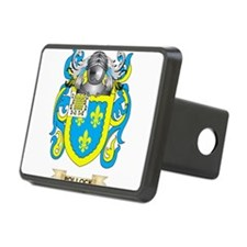 Pollock Coat of Arms (Family Crest) Hitch Cover
