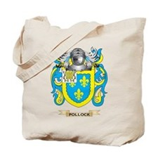 Pollock Coat of Arms (Family Crest) Tote Bag
