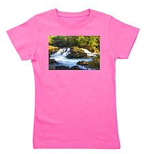 Canyon Creek Waterfall Girl's Tee