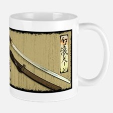 The Blade of the 47 Ronin Mugs