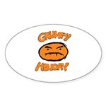 Orange Monay Sticker