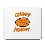 Orange Monay Mousepad