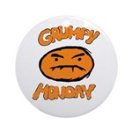 Orange Monay Ornament (Round)