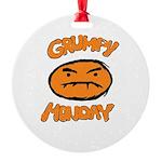 Orange Monay Ornament