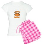 Orange Monay Pajamas
