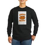 Orange Monay Long Sleeve T-Shirt