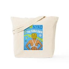 Diana Nyad Tote Bag