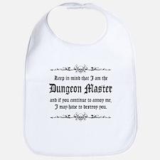 Dungeon Master - Bib