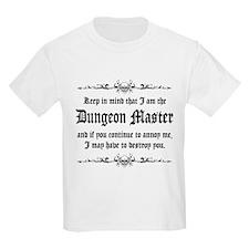 Dungeon Master - T-Shirt