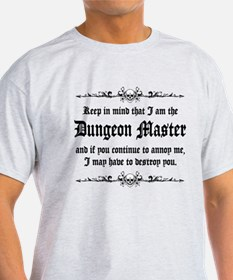 Dungeon Master - T-Shirt