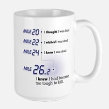 Too Tough To Kill Mug