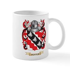 Popple Coat of Arms (Family Crest) Mugs