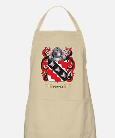 Popple Coat of Arms (Family Crest) Apron