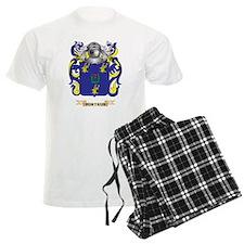 Porteus Coat of Arms (Family Crest) Pajamas