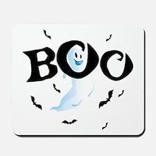 Ghost Boo Mousepad