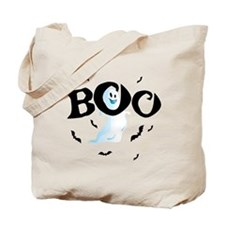 Ghost Boo Tote Bag