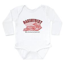 Bacon + Kentucky = Bakentucky Body Suit