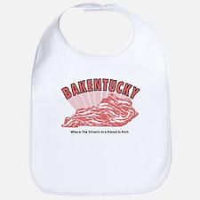 Bacon + Kentucky = Bakentucky Bib