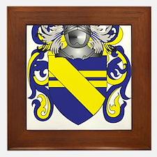 Potts Coat of Arms (Family Crest) Framed Tile