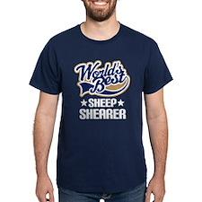 Sheep Shearer (Worlds Best) T-Shirt