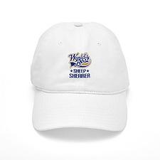 Sheep Shearer (Worlds Best) Baseball Cap