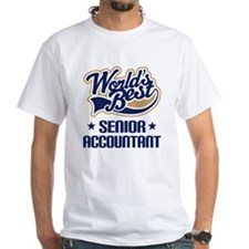 Senior Accountant (Worlds Best) Shirt