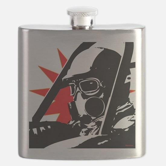 Drag Racer Flask