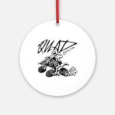 QUAD 4x4 Off Road Edition Ornament (Round)
