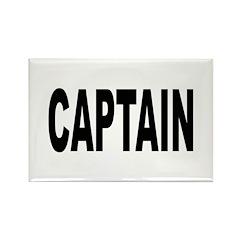 Captain Rectangle Magnet (10 pack)