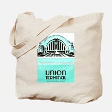 Union Terminal Tote Bag