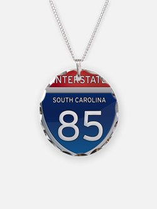 Interstate 85 Necklace