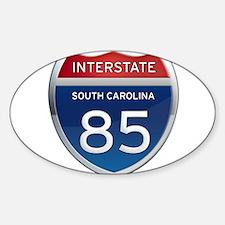 Interstate 85 Decal