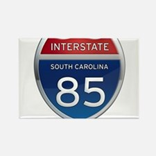 Interstate 85 Magnets
