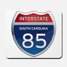 Interstate 85 Mousepad