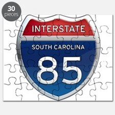 Interstate 85 Puzzle