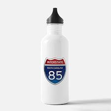 Interstate 85 Water Bottle