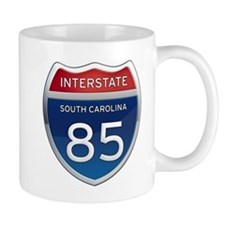 Interstate 85 Mugs