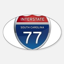 Interstate 77 Decal