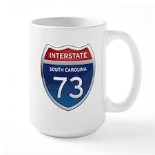 Interstate 73 Mugs