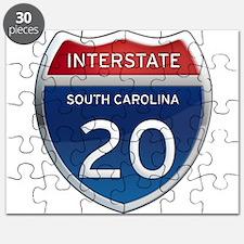 Interstate 20 Puzzle
