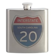 Interstate 20 Flask
