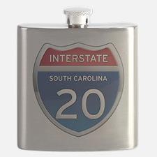 Interstate 20 Flask