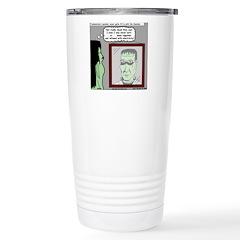 Frankenstein Zombie Travel Mug