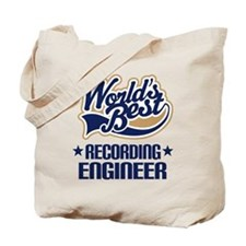 Recording Engineer (Worlds Best) Tote Bag